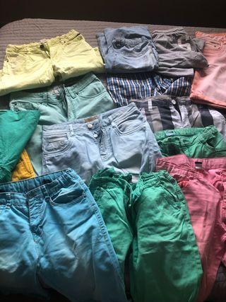 Pantalones cortos lote
