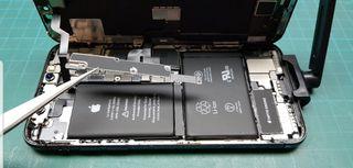 Cambio de pantalla iphone X