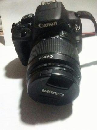 Camara Canon Reflex 100d