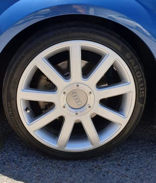 Llantas Audi RS4 Old grupo vag