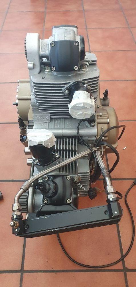 motor ducati hypermotard 1100 2007