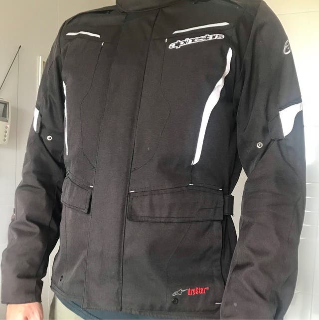 Chaqueta moto hombre Alpinestars