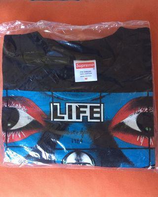 "Camiseta Supreme ""Life"" A estrenar"
