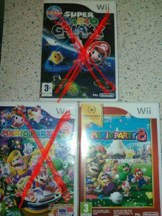 súper Mario wii