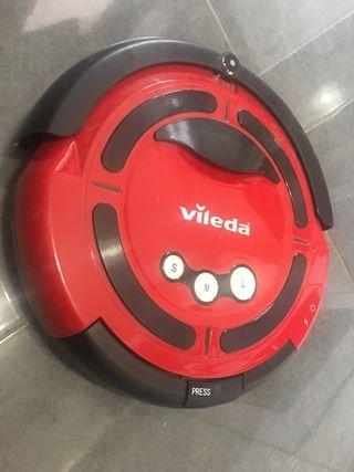 Robot Aspirador VILEDA Cleaning