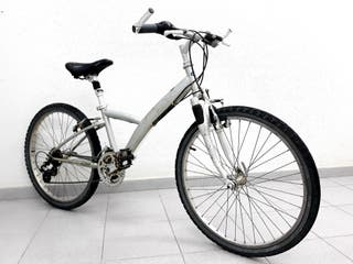 """Bicicleta junior BTT 24"""" decathlon."""