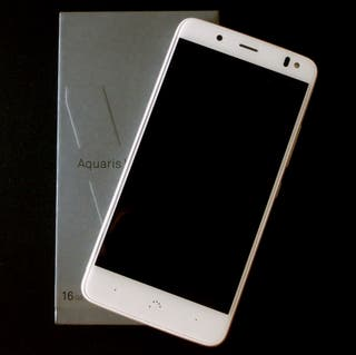 Teléfono móvil Bq Aquaris V