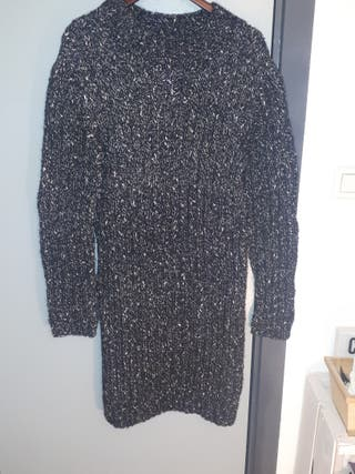 Robe grosse maille