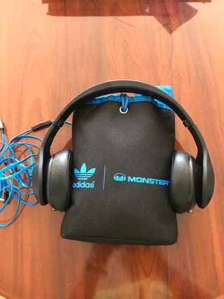 Auriculares Adidas Monster