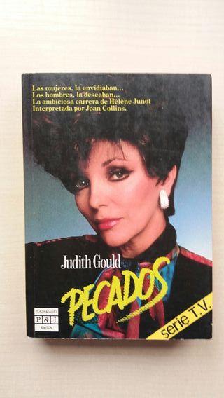 Libro Pecados. Judith Gould.