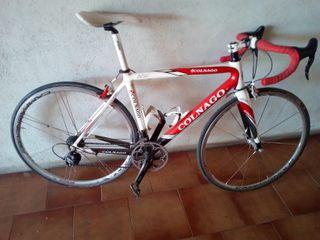 bicicleta carretera ta, S, Colnago 52-14, carbono