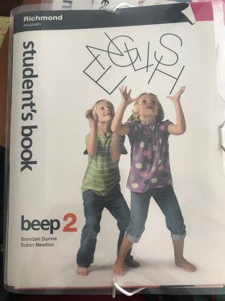 BEEP 2- Inglés