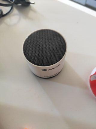 Mini Altavoz Portatil Bluetooth