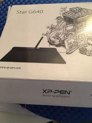 Xp-pen, tableta para dibujar, firmar, etc...