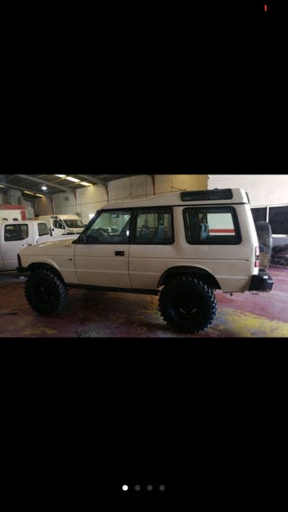 Land Rover Discovery 1990