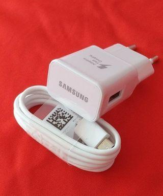 Cargador Samsung original para S10-S9-S8, tipoC