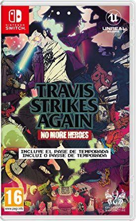 Travis Strike Again: No More Heroes para Switch