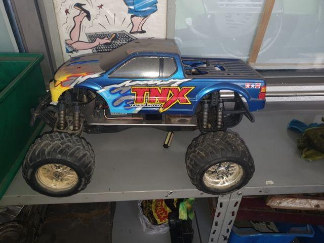 coche tererigido todo terreno 2012