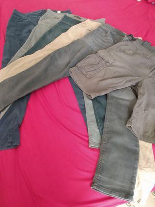 Pantalones tejanos talla 46 (marca Zara)