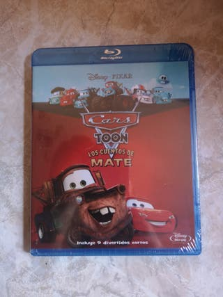 cars toon los cuentos de mate bluray