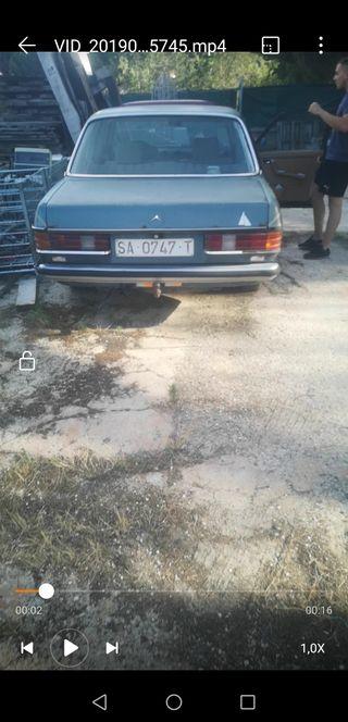 Mercedes-Benz 300d 1982