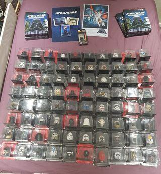 Colección Cascos Star Wars