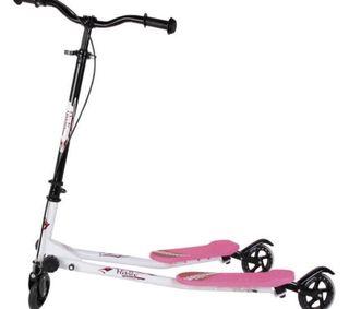 Patinete Speeder Scooter 3 ruedas.