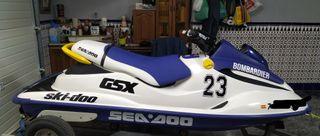 moto de agua seadoo gsx