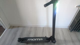 patinete eléctrico fibra de carbono