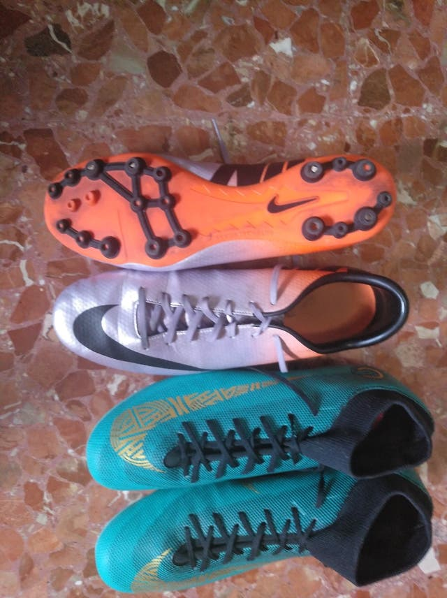 Pack botas de fútbol Nike