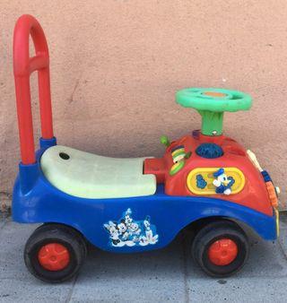 Andador interactivo Mickey Mouse