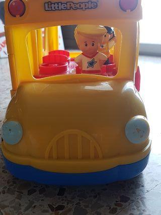 Autobus Little People