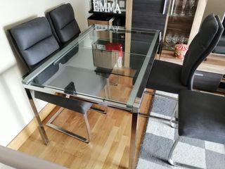 Mesa comedor Ikea de segunda mano en A Coruña en WALLAPOP