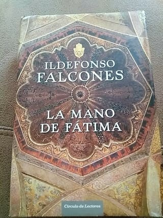 """Libro """" La mano de Fátima"""""""