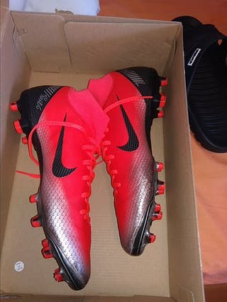botas fútbol mercurio CR7 NIKE chollo!