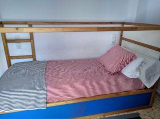 cama Kura Ikea