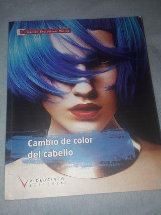Libros NUEVOS FPB de peluquería y estética / EXA