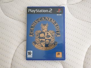 Canis Canem Edit (Bully) PS2