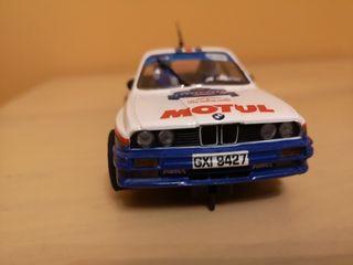 BMW m3 e30 slot marca Scalextric