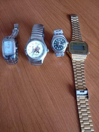 Mano Provincia Segunda Swatch La De Mujer Alicante Reloj En 9WDHYe2IE