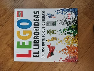 Libro de las ideas LEGO