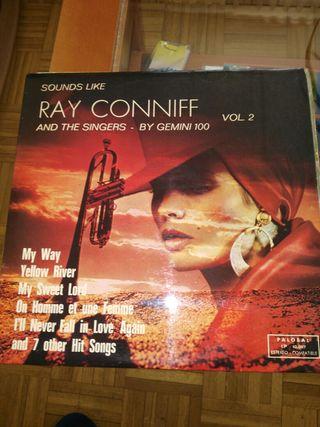 Ray Conyf 5 LPs, y 1 doble,