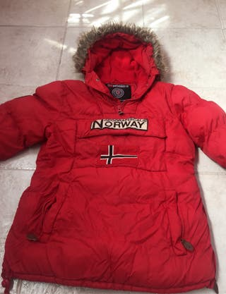Geographical norway parka mujer boker