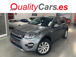 Land Rover Discovery Sport td4 auto HSE 2015