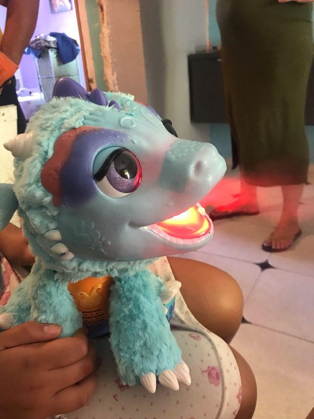 Dragón interactivo
