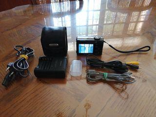 cámara digital compacta Sony dsc-w15