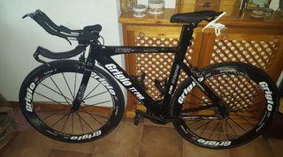 Bicicleta de contrarreloj