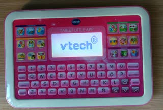 Tablet infantil little app. Vtech. Edad 4-7 años.