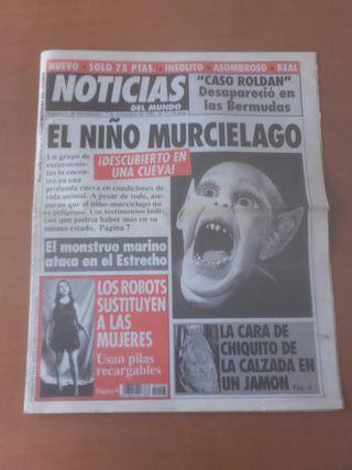 Periódico Noticias del Mundo 7