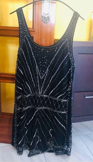 e8e2b83852d5 Vestido de fiesta lentejuelas de segunda mano en la provincia de A ...